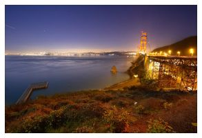 Golden Gate Bridge 4 by austinboothphoto