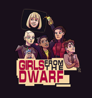 Girls from the Dwarf by SirSmudge