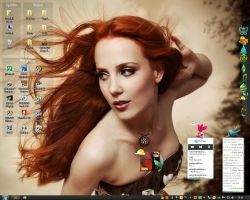 Screen of my desktop by bengo-matus