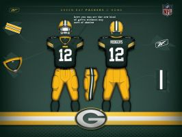 Green Bay Packers Concept by daveship