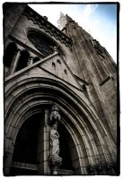 Catedral Church by indonesia