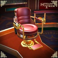 Captain's Chair by Ptrope