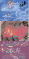 Pastel Experiments by LiimLsan