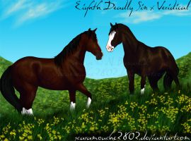 In Fields of Gold by scaramouche2802