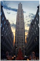 Rockefeller Plaza by CraigHadfield