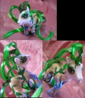 Great Green Fairy by LightningSilver-Mana