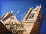 Church Towers by masloo