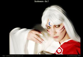 Sesshomaru - Set 2 by CatoKusanagi
