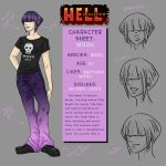 Moon Character Sheet by Hallucination-Walker