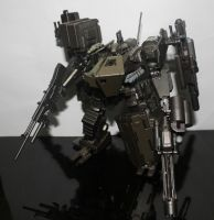 Armored Core (1) by sabresteen