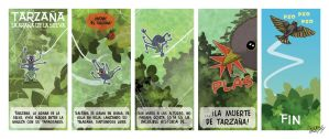 THE SPIDER IN THE JUNGLE by drull