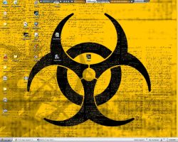Biohazard by illused