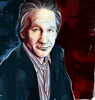 Bill Maher Cover by JoeGuinto