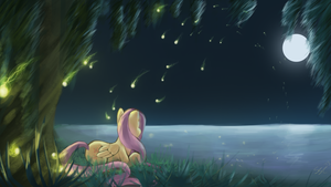 Firefly Lake by Sayluh
