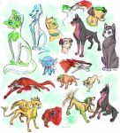 Green Lantern the Animal Series by fangirl-art