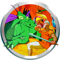 Dragon's Lair (No Logo) by POOTERMAN