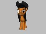 One-Eyed Lola in 3D 2 by glue123