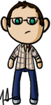 Being Human UK - George by shrimp-pops