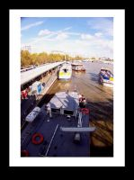 Thames Boats by lovephotography
