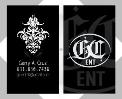 GC Ent Business Card by carolinafuens