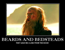 Beards And Bedsteads by MonsieurArtiste