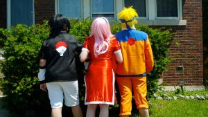 Team 7 Looks by Nekochibiproductions