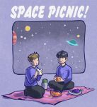 Space Picnic by Joanna-Estep