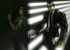 agent searching by Zherj
