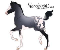 Foal Design 4070 by Baskia