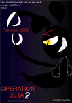 Operation BETA 2 Comming Soon by RegularBluejay-girl
