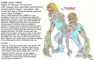 New L4D Infected - The TWINS by Aonon
