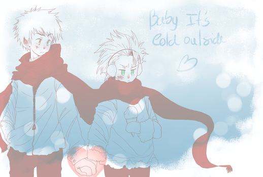 [Bleach] Baby It's cold Outside by IberianCitrus