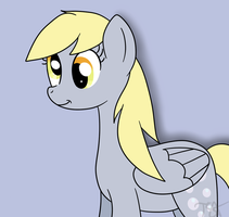 Derpy Hooves by TheShadowArtist100