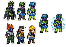 Super Cell Pixel by DBZ2010
