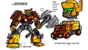 Art for Junkion Berserker by Tf-SeedsOfDeception