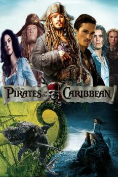 Pirates of the Caribbean: The Complete Saga V2 by Kubini