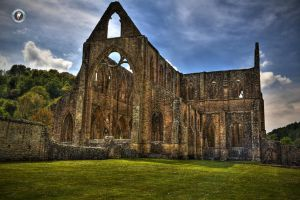 Tintern Abbey 7 by MikeyMonkey