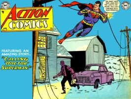 Action Comics 191 by Superman8193