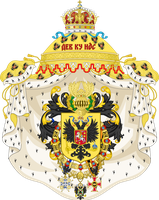 Coat of Arms of the Empire of Polarixe by IEPH