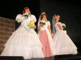 Three Princesses MCM May '12 by KaniKaniza