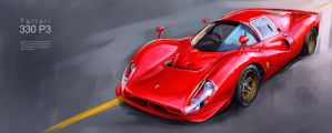 Ferrari P3 by GoodrichDesign