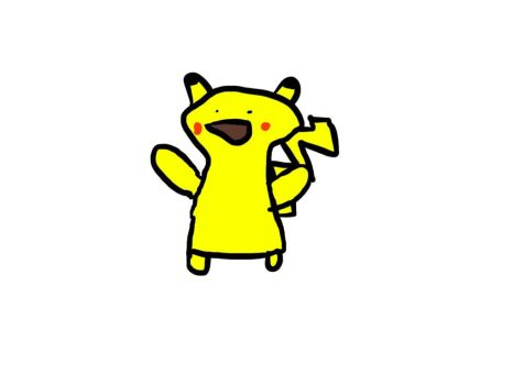 Pikachu by jake7379