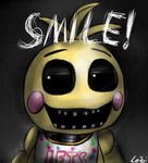 Toy Chica - Smile by Leibi97