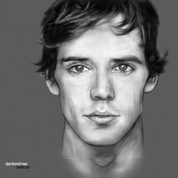 Sam Claflin by dankershaw