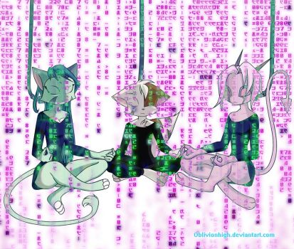 Dreamkeepers-Enter the Matrix by oblivionhigh