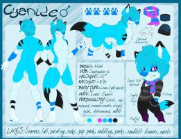 Current Cyanide Ref by Flame-Expression