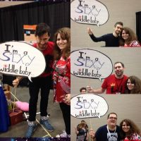 Dreams Do Come True (Indy PopCon 2015) by WLiiALuv4Ever