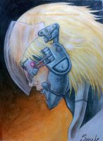 Raiden (22-8-2013) by SarahRasmical