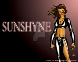 Sunshyne Wallpaper by SlimmmGoodie