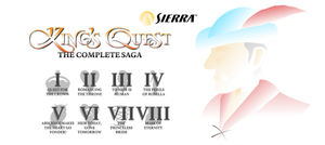 King's Quest - The Complete Saga by FrankRT